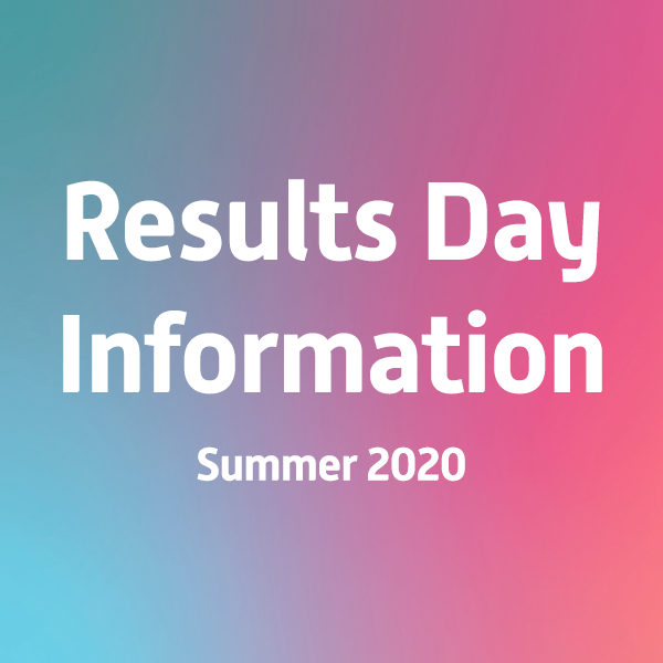 Results Day information 2020