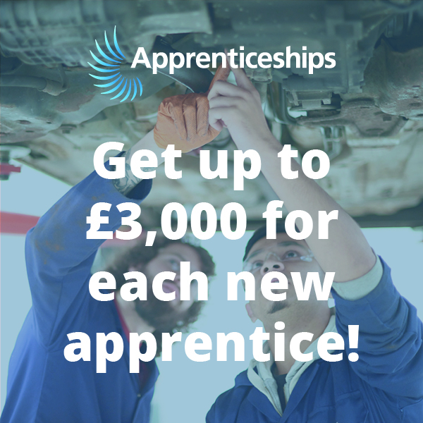 Apprenticeships Incentives
